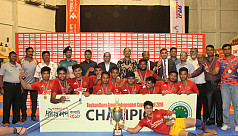 Kurigram clinch Independence Cup...