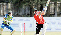 Masters Cricket Carnival: Rajshahi on...