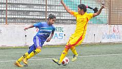 Mymensingh win big in JFA U-14...