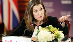 Canadian foreign minister demands accountability...