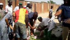 Gravediggers: 86 killed in Nigeria suicide blasts