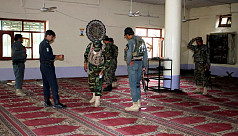Blast at mosque in Afghanistan kills...