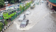 Monsoon: Dhaka again at risk of severe...