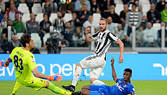 Juve on cusp of Serie A title