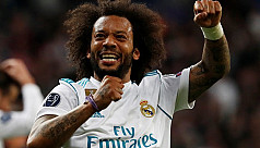 Marcelo admits handball after Real thwart...