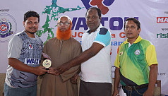 BSJC Media Cup Football: Dhaka Tribune...