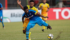 Abahani suffer 5-1 loss in AFC Cup