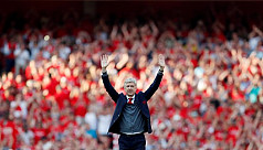 Arsenal mark Wenger's final home game...