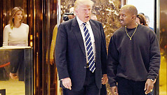 Kanye West sparks new outrage in calling...