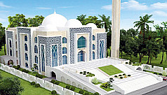 Model mosques to spread Islamic values