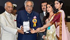 Sridevi's family accepts her National...