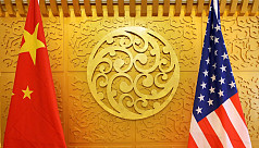 US trade team arrives in Beijing for...