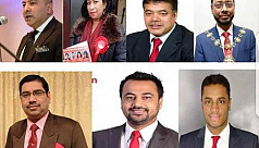 7 British-Bangladeshis elected London...