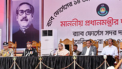 PM Hasina tells RAB to continue drives...