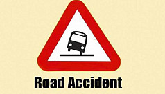 Mother killed, daughter injured, in Dhaka road accident