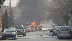 Suicide attack in Afghanistan kills...