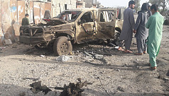 At least 14 killed as mortars hit Afghan...