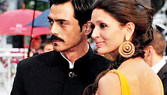Arjun and Mehr Rampal announce...