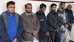 Armenia arrests 6 Bangladeshis