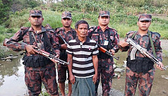 Abducted Thanchi karbari rescued after...