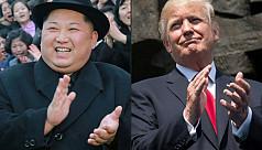 Trump presses China on North Korea border...