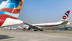 Damaged tyre forces Biman aircraft to...