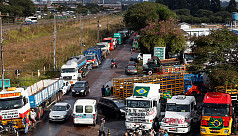 Brazil's truckers protest drags on despite...