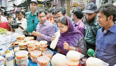 Five eateries fined for selling adulterated...