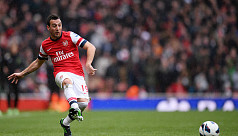 Cazorla leaves Arsenal after reaching...
