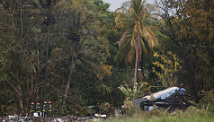 Plane crashes in Cuba killing more than...