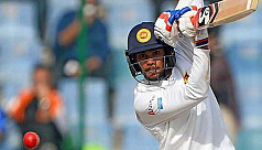 Sri Lanka's De Silva grieving at home after father's death
