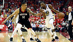 Warriors spark over Rockets to reach...