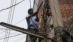 Illegal electricity connections in residential areas to be severed
