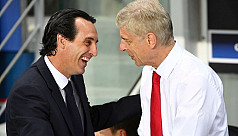 Unai Emery succeeds Wenger as Arsenal...