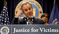 NY attorney general quits after allegations...
