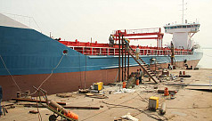 Export earnings from shipbuilding hit...