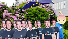 Facebook's Zuckerberg faces EU Parliament...