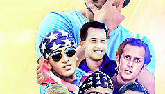 Siam pays homage to Salman Shah in 'Number One Hero'
