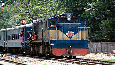 72% of Bangladesh Railway locomotives...