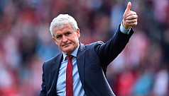 Southampton boss Hughes signs new three-year...