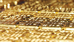 Gold worth Tk4.68cr seized at Dhaka...