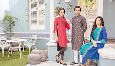 Grameen Uniqlo's Special Eid collection launched