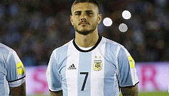 Icardi in Argentina's World Cup...