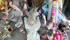Idol vandalized in Gopalganj, 7...