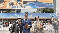 'Dhaka to Cannes' completes another...