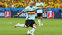 Nainggolan left out of Belgium World...