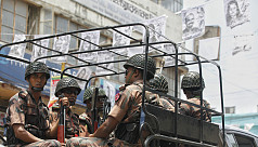 Law enforcers ordered to stay