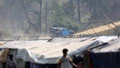 Myanmar's BGP forcing Rohingyas at Tombru...