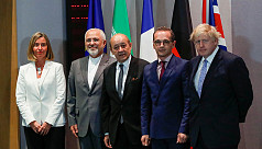 EU launches economic plan to save Iran...