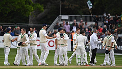 Pakistan survive scare in Ireland's...